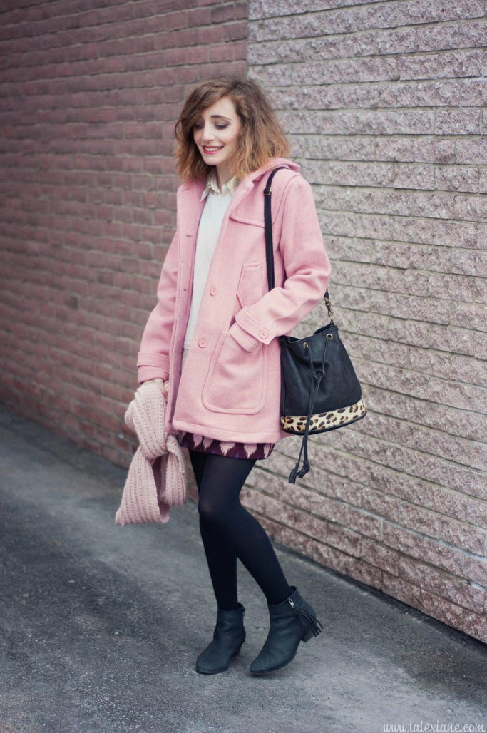 Look rose Alexiane blog mode (10)