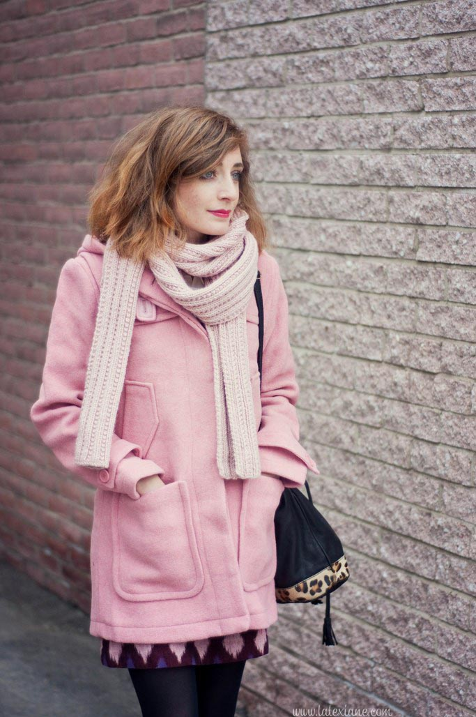 Look rose Alexiane blog mode (5)