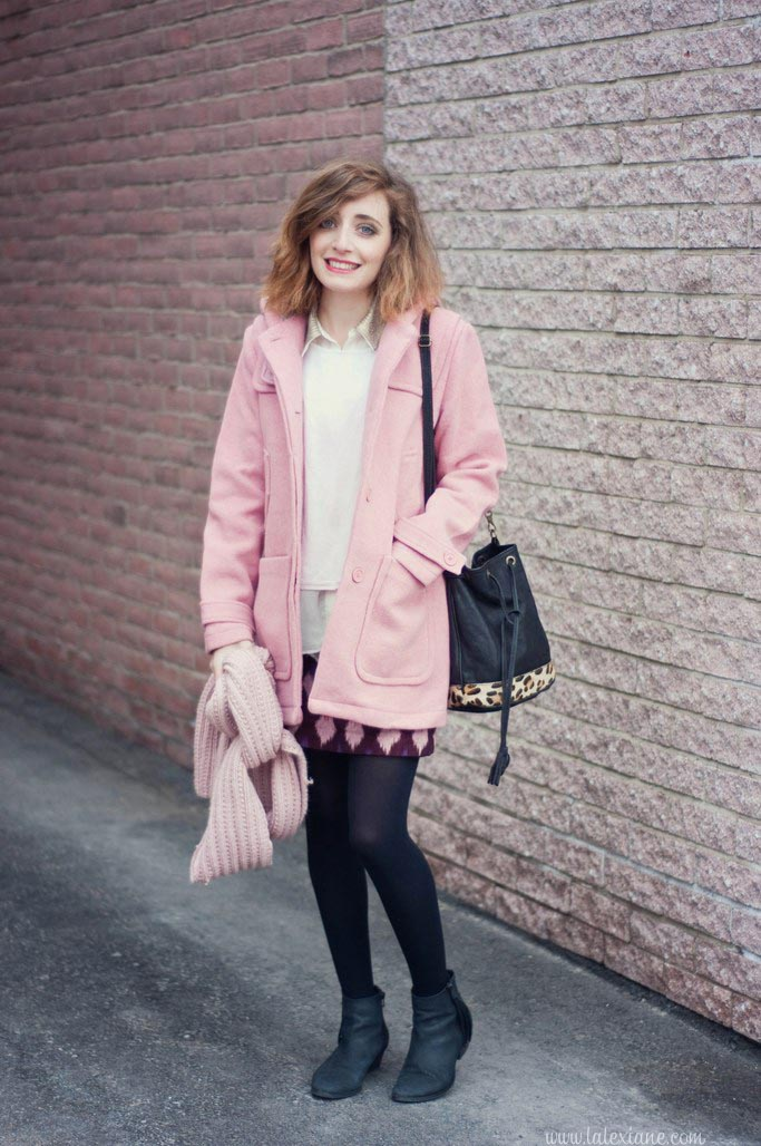 Look rose Alexiane blog mode (9)