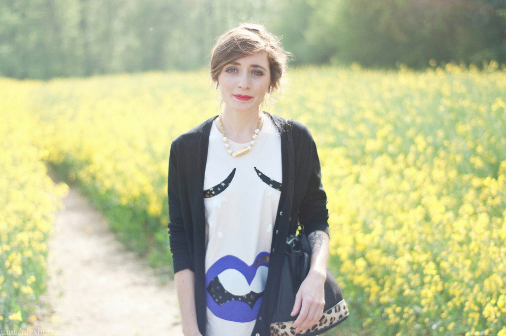 Look champ jaune Alexiane blog mode (10)