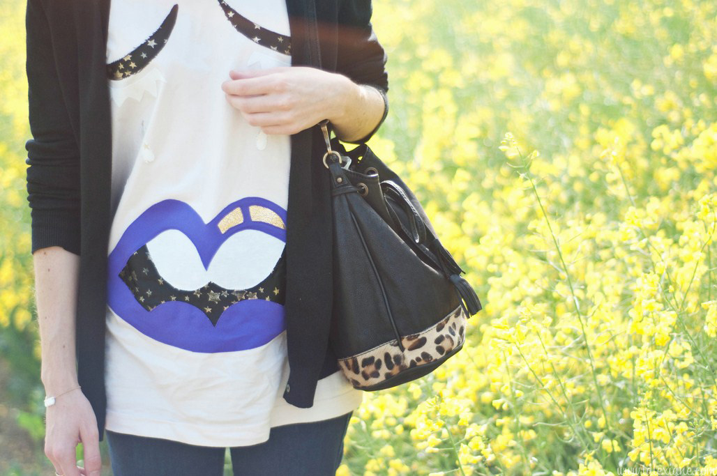 Look champ jaune Alexiane blog mode (15)