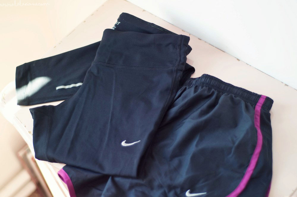 Short et legging Nike