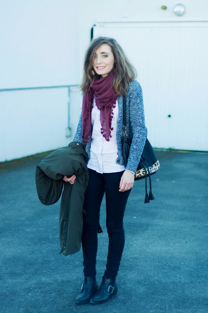 Look blog mode Alexiane