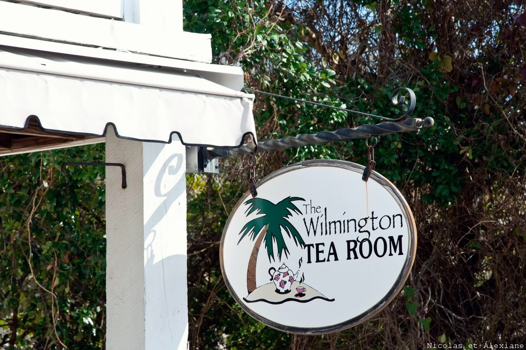 The Wilmington Tea Room