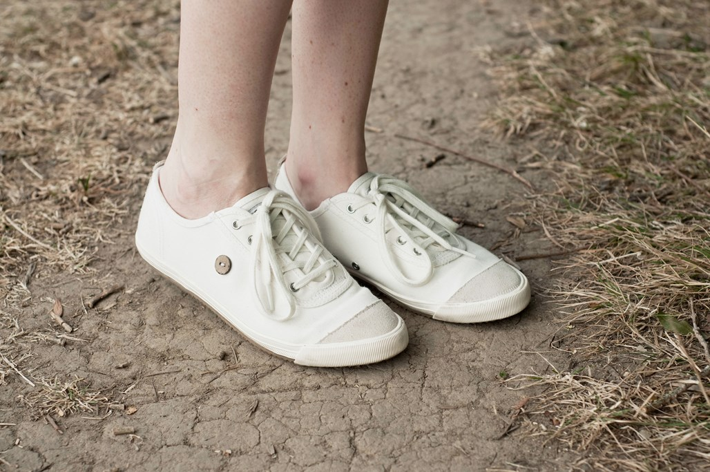 Faguo baskets blanches
