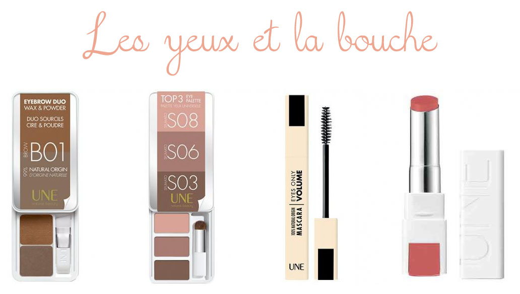 Nouveautés maquillage chez Yves Rocher Maquillage Cynthia