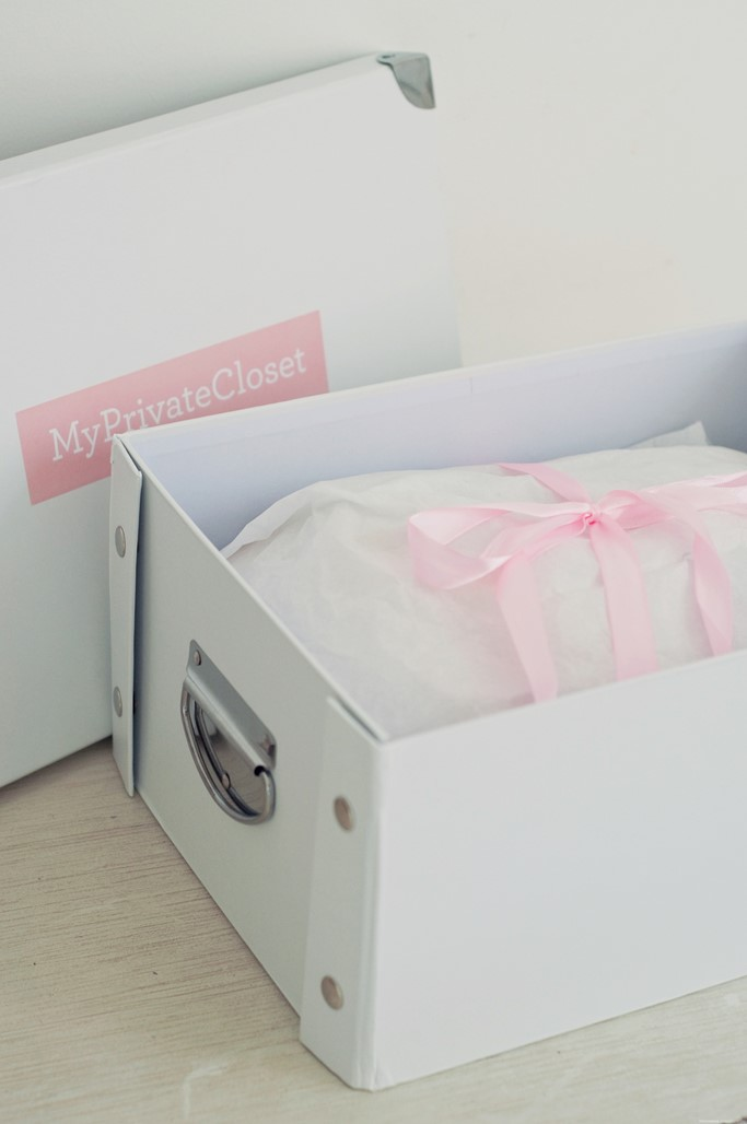 Box My Private Closet lingerie blog mode Alexiane