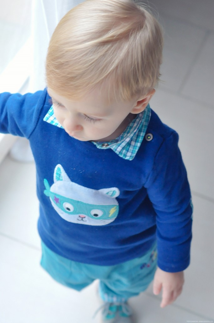 Look bebe chat Sergent Major blog Maman Alexiane