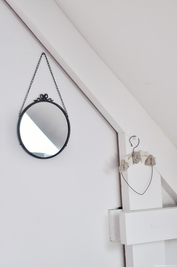 Miroir rond decoration maison