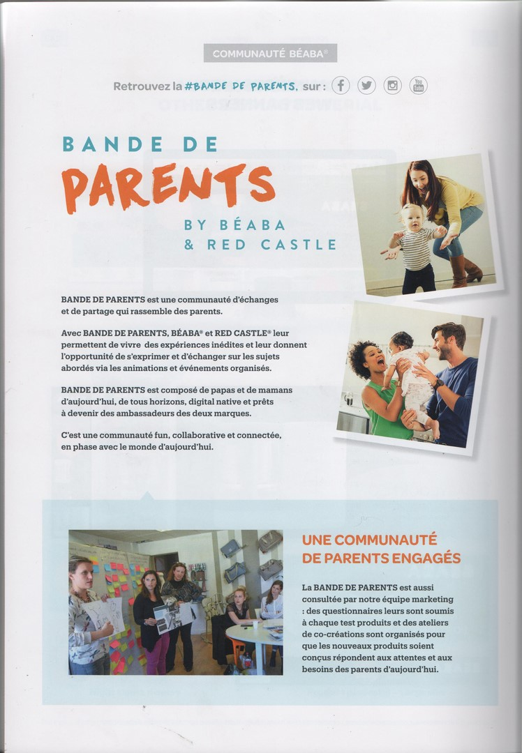 Catalogue Béaba 2018 2019 Bande de parents blog famille Alexiane